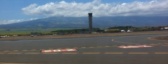 Kahului Airport (OGG) is one of Airports - worldwide.