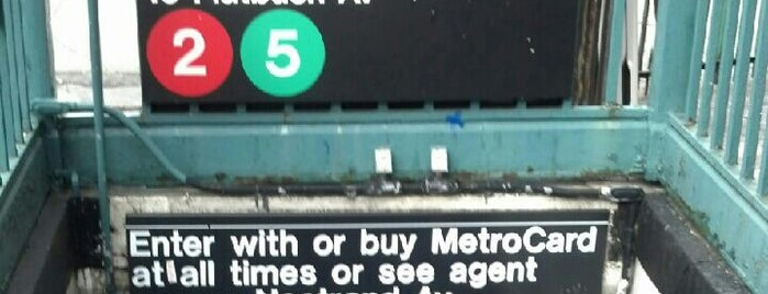 MTA Subway - Newkirk Ave (2/5) is one of national grafhic.