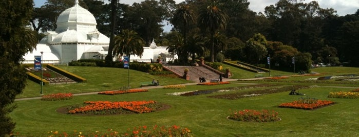 Golden Gate Park is one of Must-visit Parks in San Francisco.