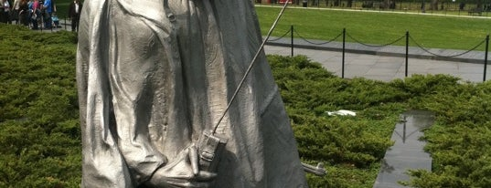Korean War Veterans Memorial is one of Best Places to Check out in United States Pt 5.