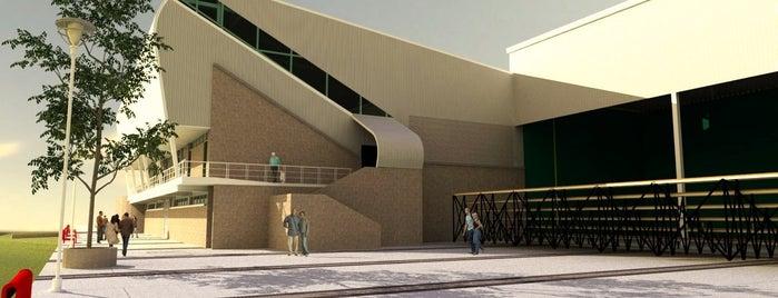 Complejo Panamericano de Pelota Vasca is one of Instalaciones / Venues.