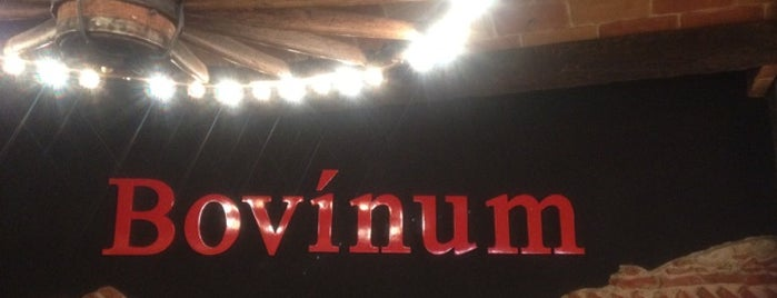 Bovinum is one of lunch- around the office.