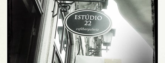 Estúdio 22 is one of braga.