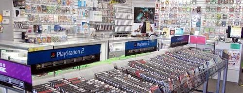 The Game Alley is one of Best Retrogaming Shops.