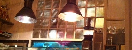 Big Fish is one of Favourite global food restaurants in Barcelona.