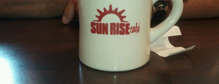 Sunrise Cafe is one of The 15 Best Places with Good Service in Fort Wayne.