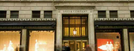 Saks Fifth Avenue is one of Best of New York City.