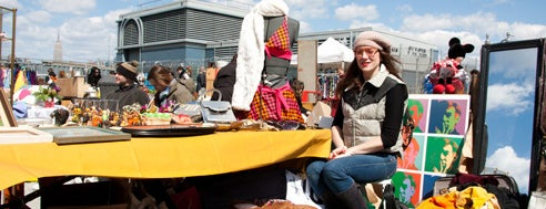 Brooklyn Flea - Williamsburg is one of Best of NYC 2011.