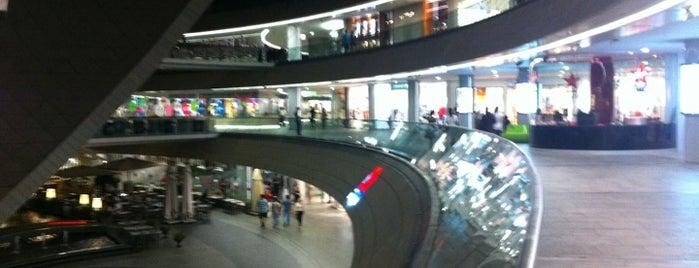 İstanbul'daki popüler AVM'ler