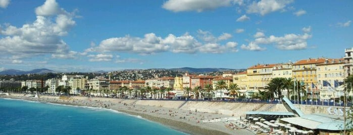 Beau Rivage Plage is one of Nice - Côte d'Azur.