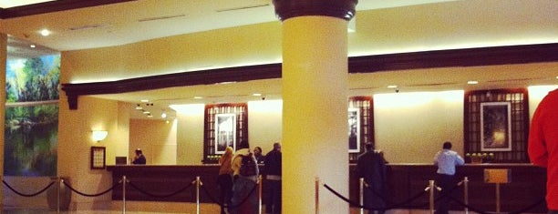 Philadelphia Marriott Downtown is one of Hunger Games.