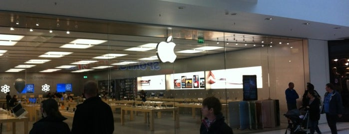 Apple Braehead is one of All Apple Stores in Europe.