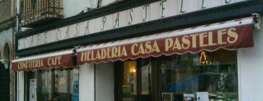 Casa Pasteles is one of Granada para picar, pintxos, tapeos & más.
