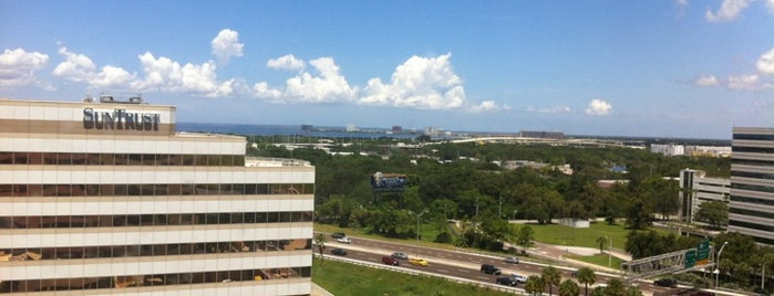 Embassy Suites by Hilton Tampa Airport Westshore is one of TIME's Guide to the Republican National Convention.