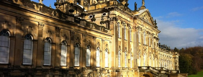 Castle Howard is one of my friends.