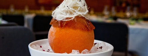 Boulud Sud is one of #100best dishes and drinks 2011.