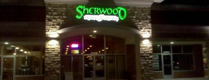 Sherwood Brewing Company is one of Michigan Breweries.
