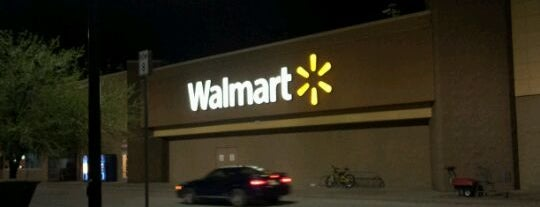 Walmart Supercenter is one of Single joints of Ft worth.