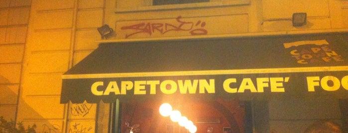 Cape Town Cafè is one of Mi.
