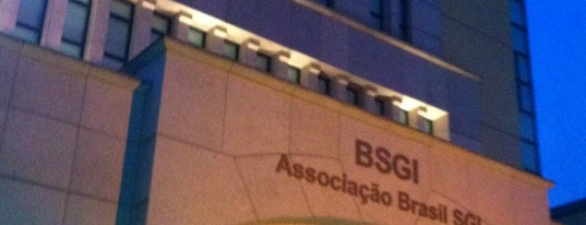 BSGI Associação Brasil Soka Gakkai Internacional is one of 創価学会 Sōka Gakkai.