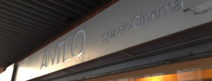 Anteo Spazio Cinema is one of cinema a milano.