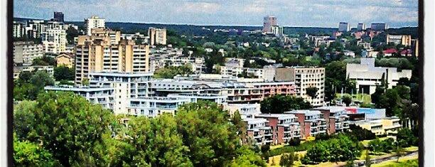 Vilnius: student edition