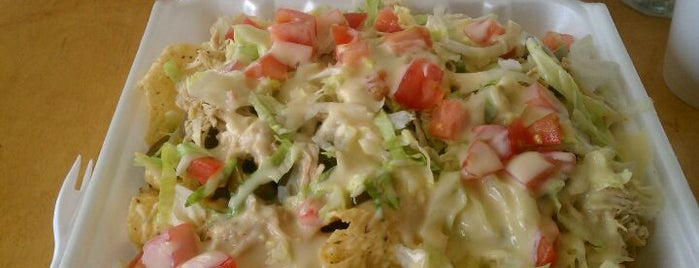 Bell Street Burritos is one of Best of ATL (food).