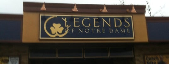 Legends of Notre Dame is one of Notre Dame Visit.