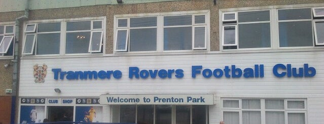 Prenton Park is one of Summer Events To Visit....