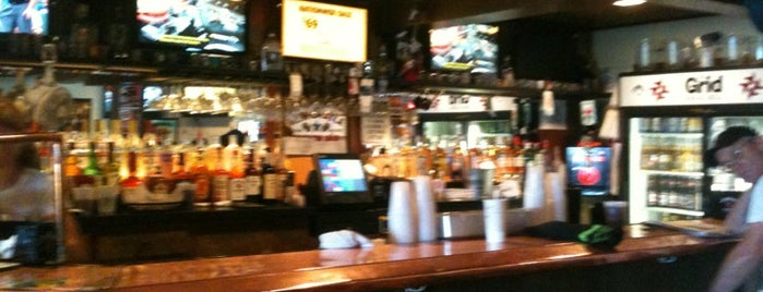 The Grid Bar and Grill is one of Burgers in Tahoe, CA.