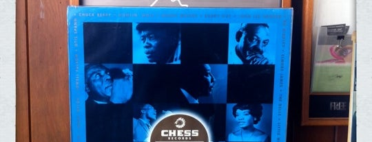 Willie Dixon's Blues Heaven Foundation, Historic Site of Chess Records is one of Explore Chicago - On Location.