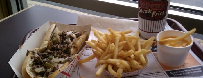 Philadelphia Steak & Fries is one of WFYI MemberCard 2 for 1 Restaurants.