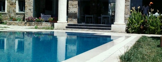 Anemos Hotel is one of Aegean Places.