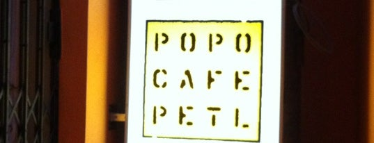 PopoCafePetl Music Club is one of prazsky bary / bars in prague.
