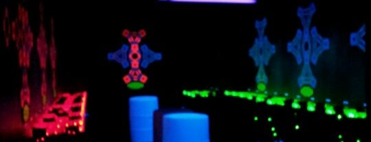 Laserzone is one of play grounds.