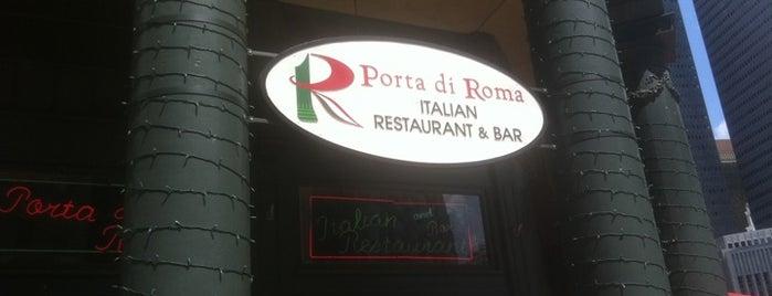 Porta Di Roma is one of Central Dallas Lunch, Dinner & Libations.