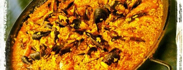 El Paraíso is one of comidas.