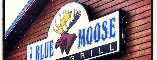 Blue Moose Bar & Grill is one of Places I Frequent.