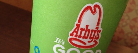 Arby's is one of Favorite affordable date spots.