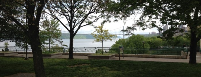 Riverbank State Park is one of Tourist attractions NYC.