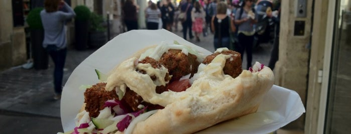 L'As du Fallafel is one of Awesomeness!.