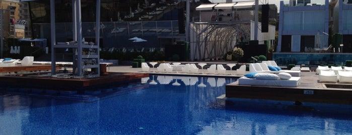 Veer resort. is one of Beirut, Lebanese.