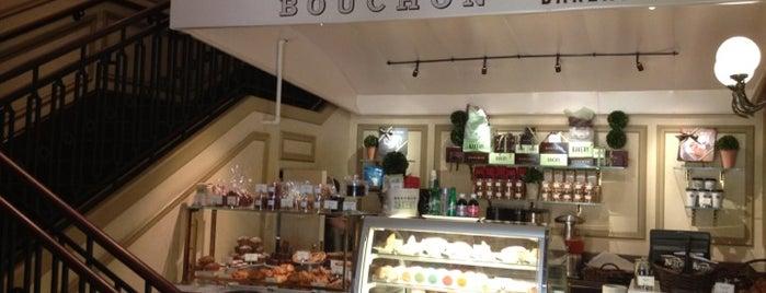 Bouchon Bakery is one of LA.