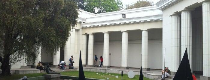 Museo de Bellas Artes is one of Caracas must.