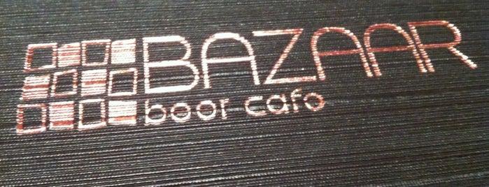 Bazaar Beer Cafe is one of Must-visit Cafés in St Leonards.