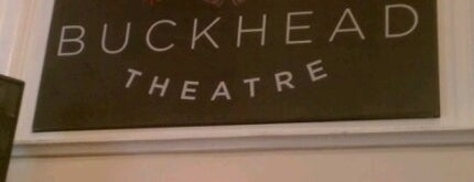 Buckhead Theatre is one of Venues featured on the Artists Den.