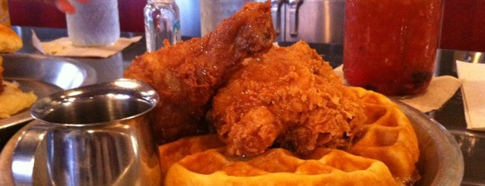 Beasley's Chicken + Honey is one of Get in my belly.