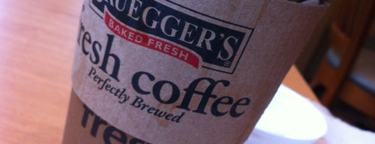 Bruegger's is one of Bean Town.