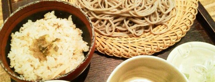 Itasoba Kaoriya is one of Ebisu Hiroo Daikanyama Restaurant 1.