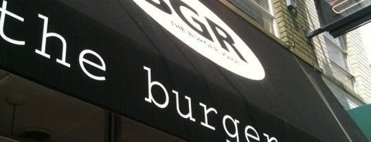 BGR - The Burger Joint is one of Cheap Eats in the DMV.